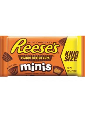 Reese's Mini Copas de Mantequilla de Cacahuete y Chocolate