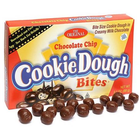 Bolitas de Chocolate y Galleta Cookie Dought Bites