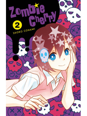 Libro Cómic Zombie Cherry 2