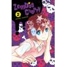 Libro Cómic Zombie Cherry 2