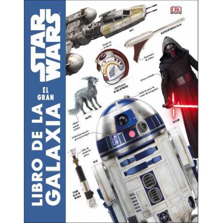 Libro Star Wars El Gran Libro de la Galaxia