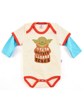 Body bebé Yoda Star Wars