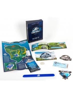 Kit de Bienvenida Jurassic World Deluxe