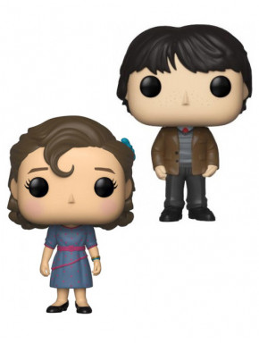 Funko Pop! Pack Mike y Eleven Baile Stranger Things