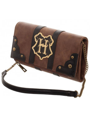 Bolso de mano clutch Harry Potter Hogwarts