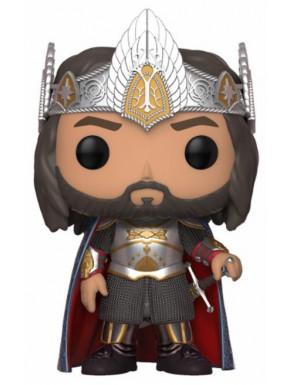 Funko Pop! Rey Aragorn El Señor de los Anillos Ed. Limitada