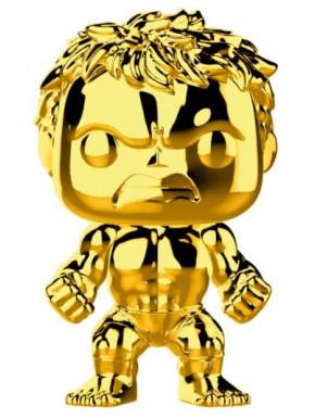Funko Pop! Hulk Cromado Oro