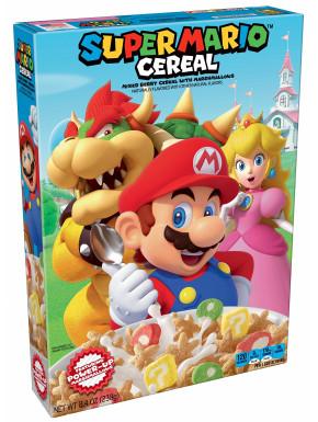 Cereales Super Mario Kellogg's 227 gr