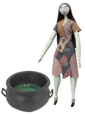 Figura Sally con Caldero Diamond Select 36 cm