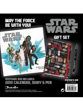 Set Caja de Regalo Star Wars Deluxe