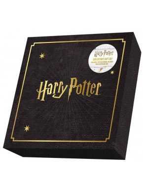 Set Caja de Regalo Harry Potter Deluxe