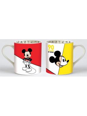 Taza Mickey Mouse Disney Ed. Limitada 90 Aniversario