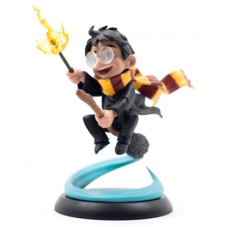 Figura Harry Potter Primer Hechizo Q-Fig