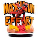Figura Deadpool Máximo Esfuerzo Q-Fig Marvel 14 cm