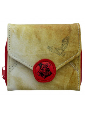 Cartera Monedero Harry Potter Hogwarts Letter
