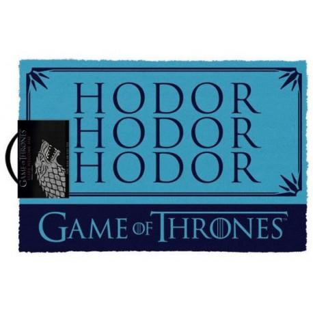 Felpudo coco Juego de Tronos Hodor