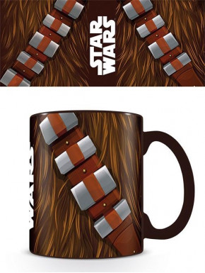 Taza Chewbacca Star Wars Torso