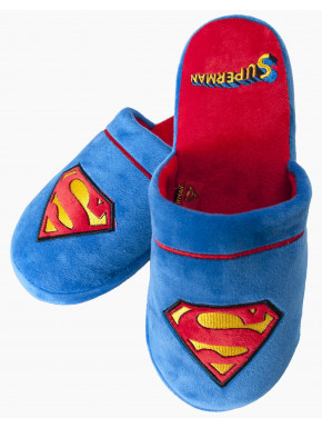 Zapatillas Superman Logo DC Cómics