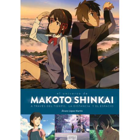 Libro El Universo de Makoto Shinkai