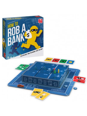 Juego de mesa How to Ron a Bank