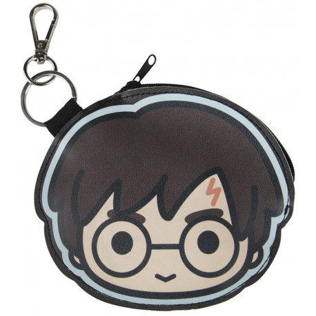 Llavero Monedero Harry Potter Kawaii