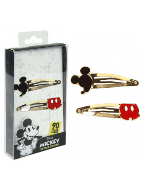 Set Horquillas Deluxe Mickey Mouse Disney