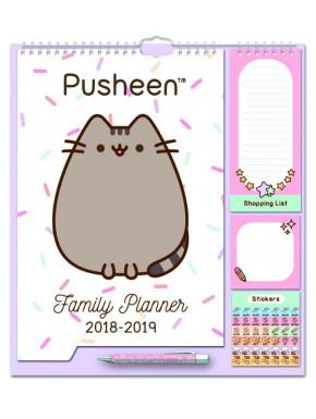 Planificador Familiar Pusheen