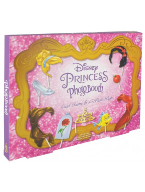Set Photobooth Princesas Disney