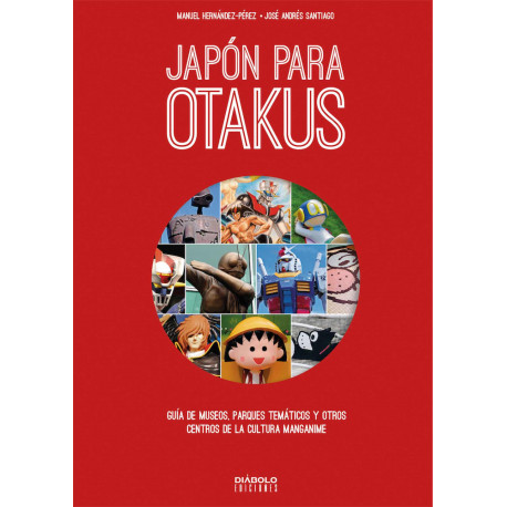 Libro Japón para Otakus