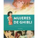 Libro Mujeres de Ghibli