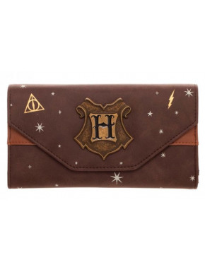 Cartera Monedero Hogwarts Harry Potter Estrellas