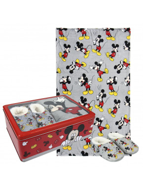 Set de Conjunto Invierno Mickey Mouse Disney
