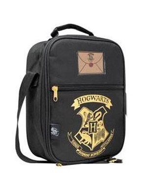 Bolsa Térmica Harry Potter Hogwarts Black