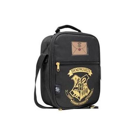 Bolsa Térmica Harry Potter Hogwarts Black