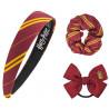 Set accesorios para el pelo Harry Potter Gryffindor Classic