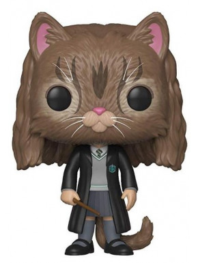 Funko Pop! Hermione convertida en Gato Harry Potter