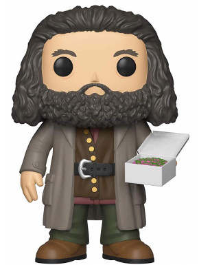 Funko Pop! Hagrid con tarta Harry Potter 14 cm