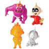 Set Figuras Jack Jack Los Increíbles Disney 10 cm