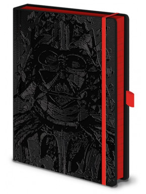Libreta Premium A5 Darth Vader Star Wars