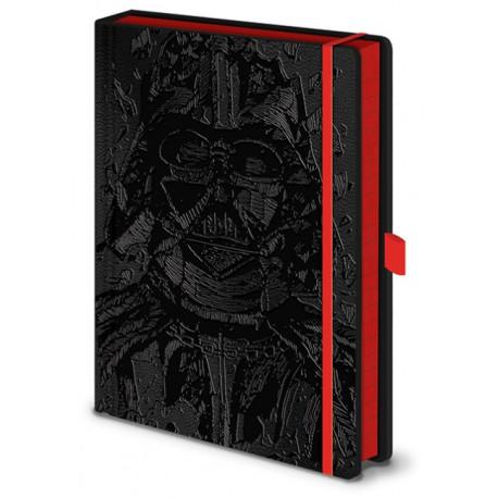Libreta Premium A5 Darth Vader Star Wars