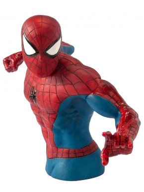 Hucha Busto Spiderman