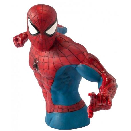 Hucha Busto Spiderman