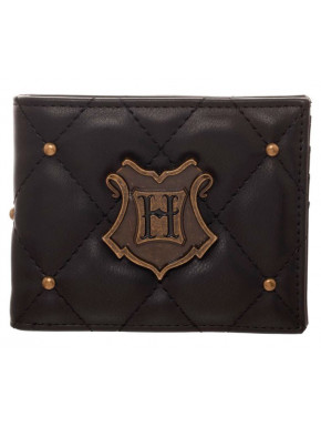 Cartera Monedero Hogwarts Harry Potter Acolchada