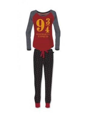 Pijama Harry Potter Hogwarts Express