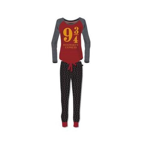 Pijama Harry Potter Hogwarts Express