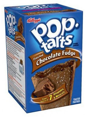 Kellogg's Pop Tarts Chocolate Glaseado
