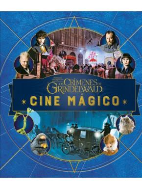 Libro J.K. Rowling's Wizarding World: Cine Mágico 4: Los Crímenes de Grindelwald