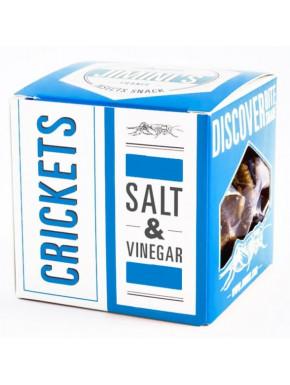 Snack Grillos Sabor Sal y Vinagre Jimini's