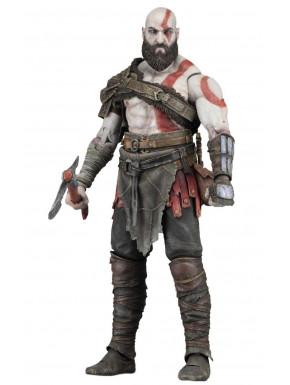 Figura Kratos God of War NECA 18 cm