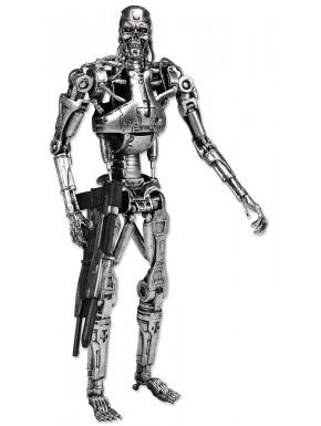 Figura Terminator Endoesqueleto 18 cm NECA